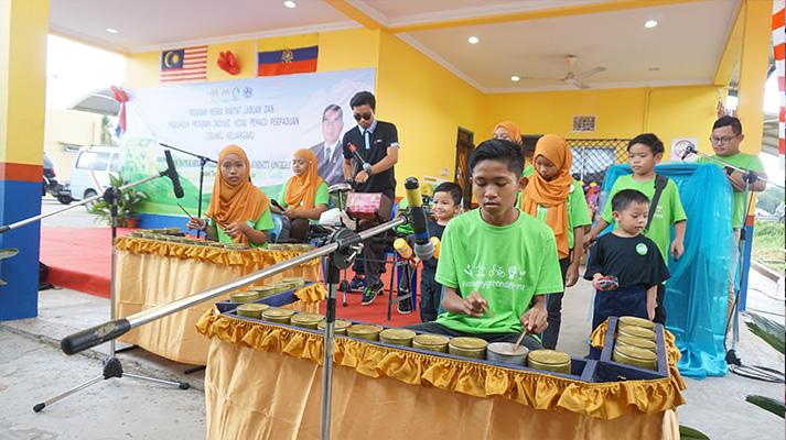 Program Mesra Rakyat Komuniti Labuan Dan Perasmian Program Inovasi Hijau Pemacu Perpaduan-Jiranku Keluargaku